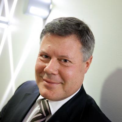 Björn Varnestig, VD, Flemingsberg Science