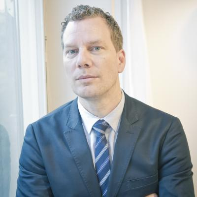 Björn Arvidsson, Policy- och Kommunikationsansvarig, Roche