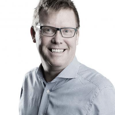Björn Sjöstrand, CEO Scandinavian Biopharma