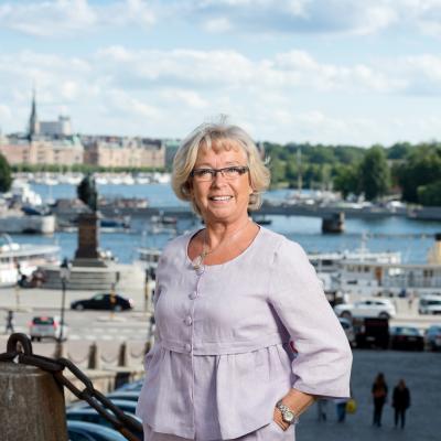 Chris Heister, Landshövding, Länsstyrelsen i Stockholms Län