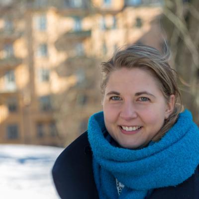 Nicole Hanzon, Communications Manager, SwedenBIO