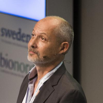 Olivier Duchamp, Director General, Nordic Life Science Days