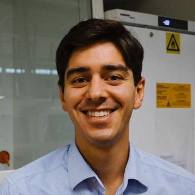 Riccardo Diamanti, Doktorand i biokemi, Stockholms universitet