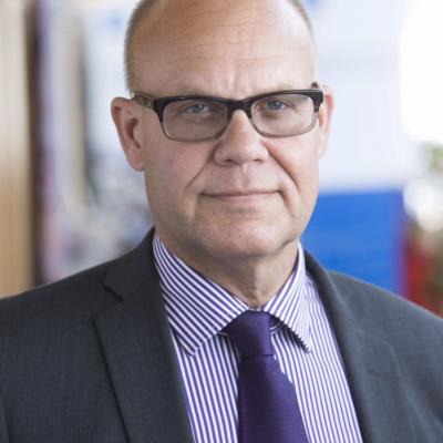 Gunnar Björkman, Innovationsdirektör, Stockholms stad